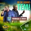 Dupla Henrique e Diego será atração da exposição de Maracaju