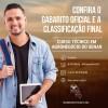 POLO MARACAJU - CONFIRA A LISTA DE APROVADOS NA SELEÇÃO DO CURSO TÉCNICO EM AGRONEGÓCIO