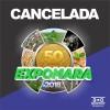 NOTA OFICIAL: EXPOMARA 2018 FOI CANCELADA