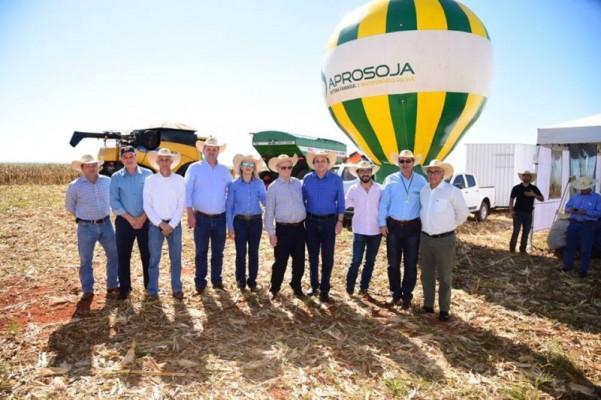 Lançamento Estadual: Colheita do milho 2ª safra em MS deve atingir cerca de 7 milhões de toneladas